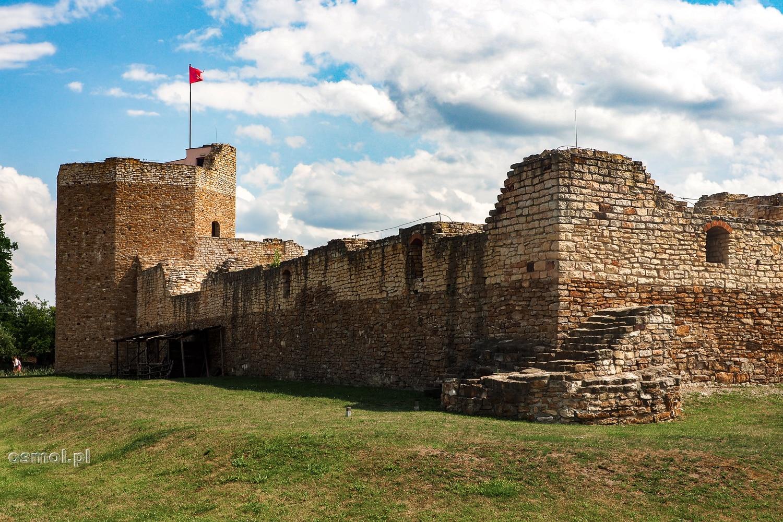 Zamek Kazimierza Wielkiego w Inowłodzu