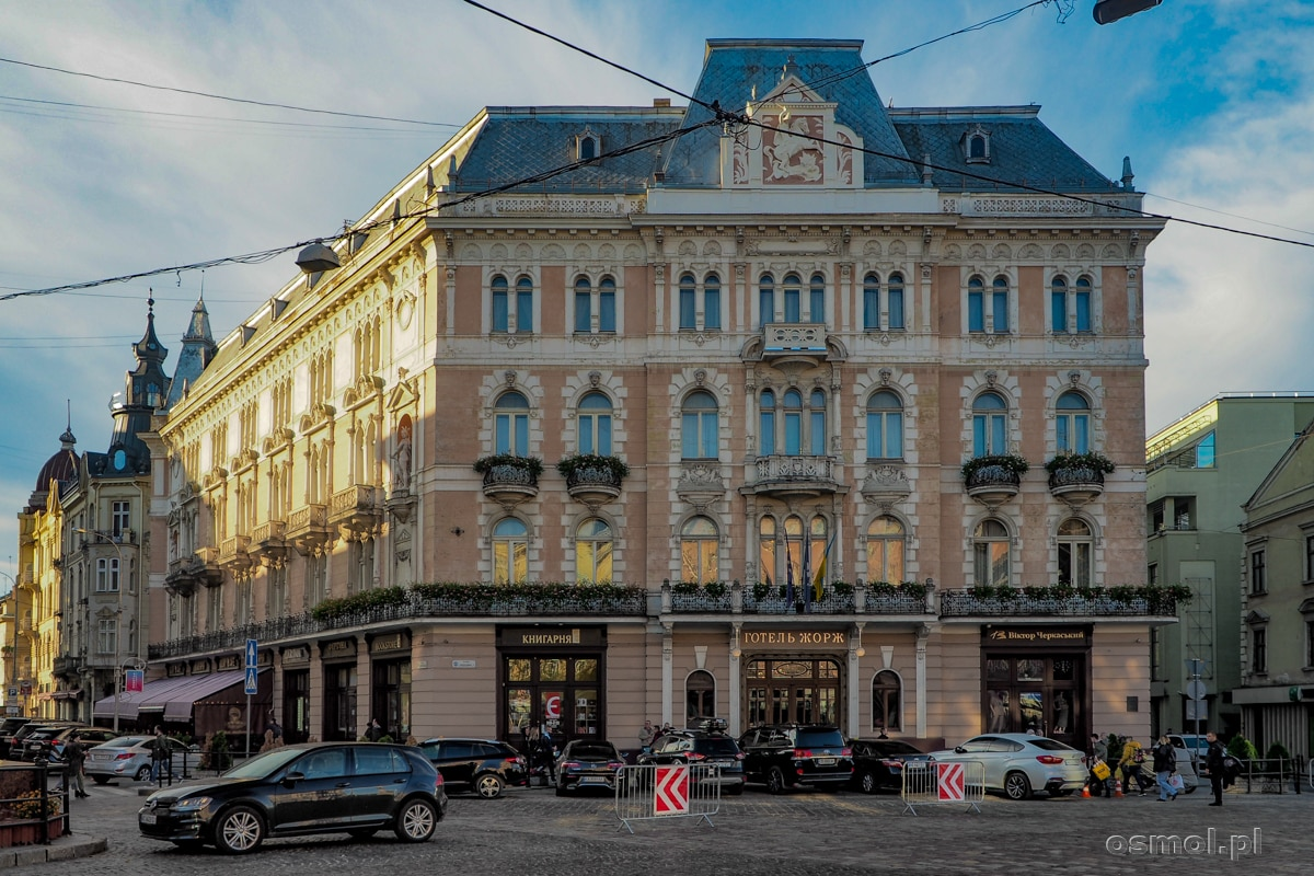 Hotel George we Lwowie