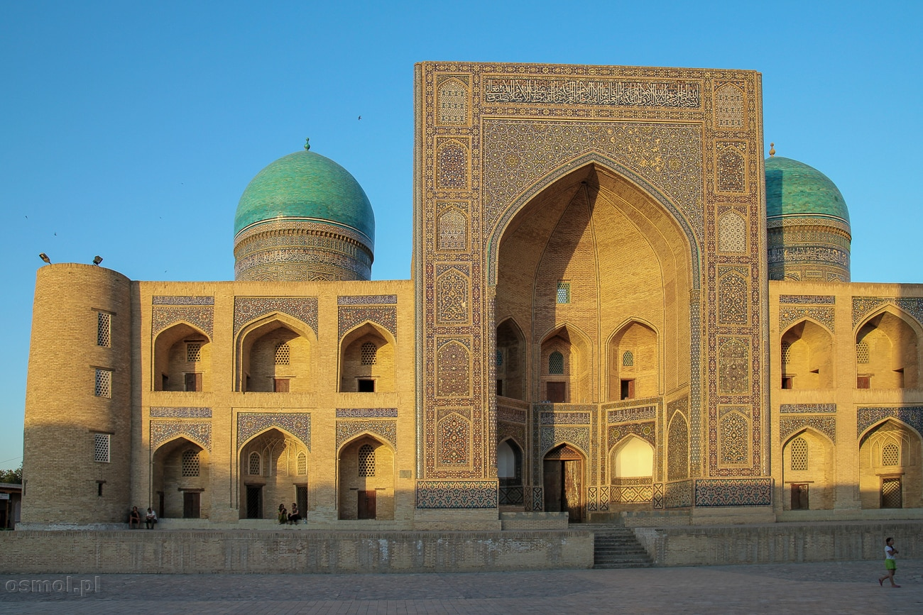 Meczet Kalon - Buchara - Uzbekistan