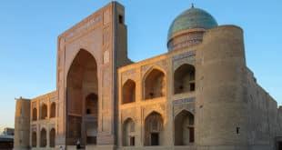 Meczet Kalon Buchara