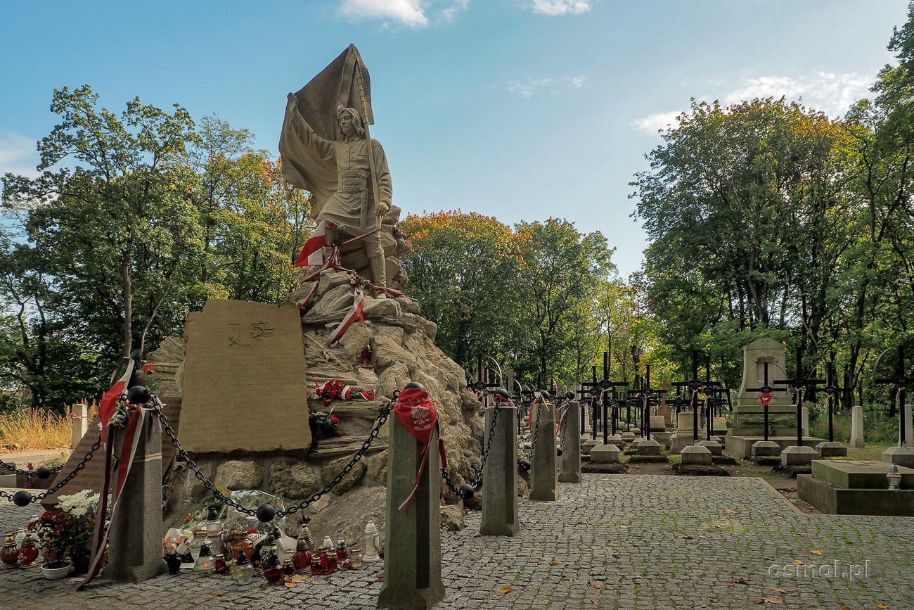 Górka Powstańców Styczniowych na Cmentarzu Łyczakowskim we Lwowie
