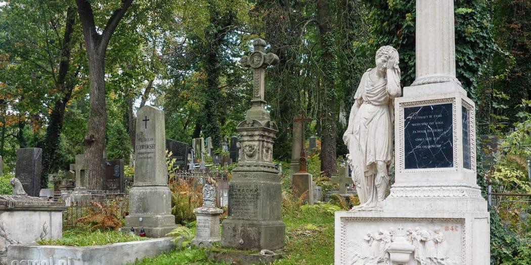 Grób na Cmentarzu Łyczakowskim