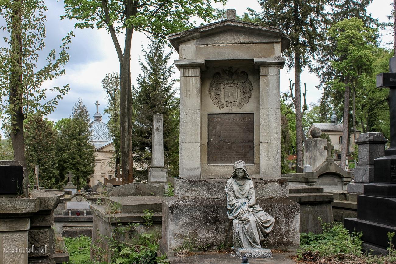 Grobowiec rodzinny na cmentarzu Łyczakowskim we Lwowie