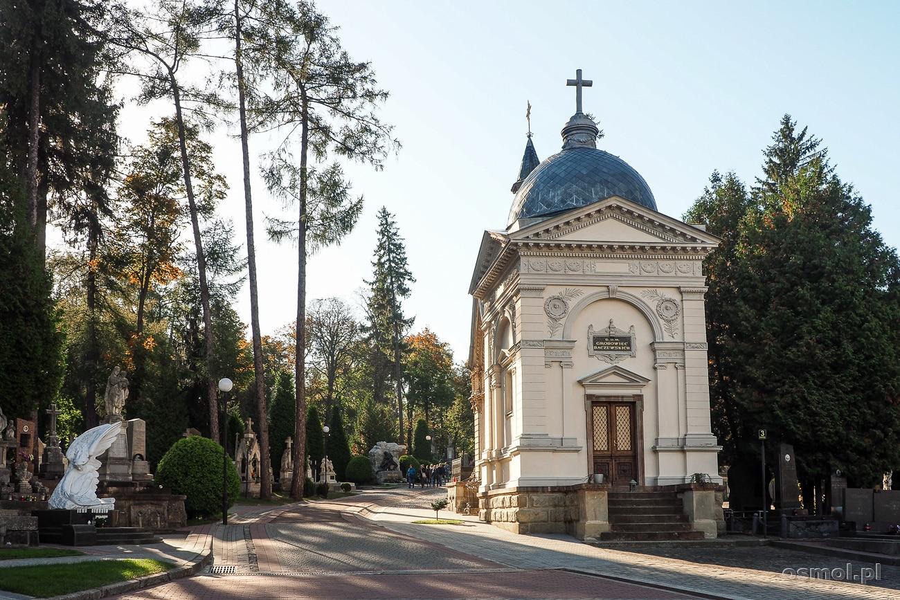 Grobowiec Baczewskich na Cmentarzu Łyczakowskim we Lwowie