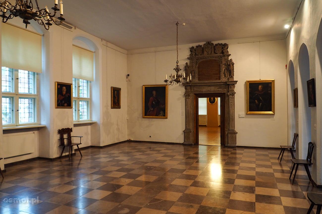 Sala Królewska w Ratuszu w Toruniu