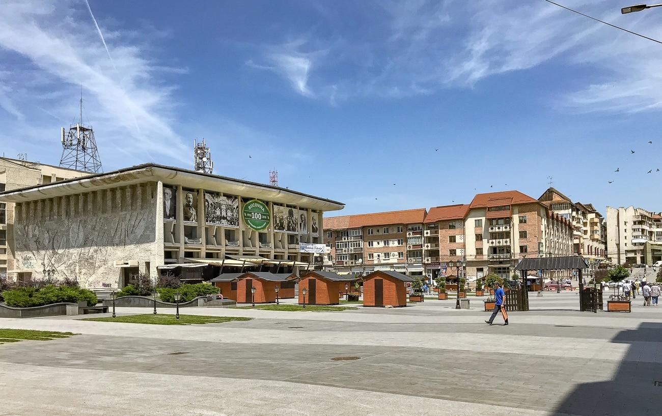 Centrum Suczawy