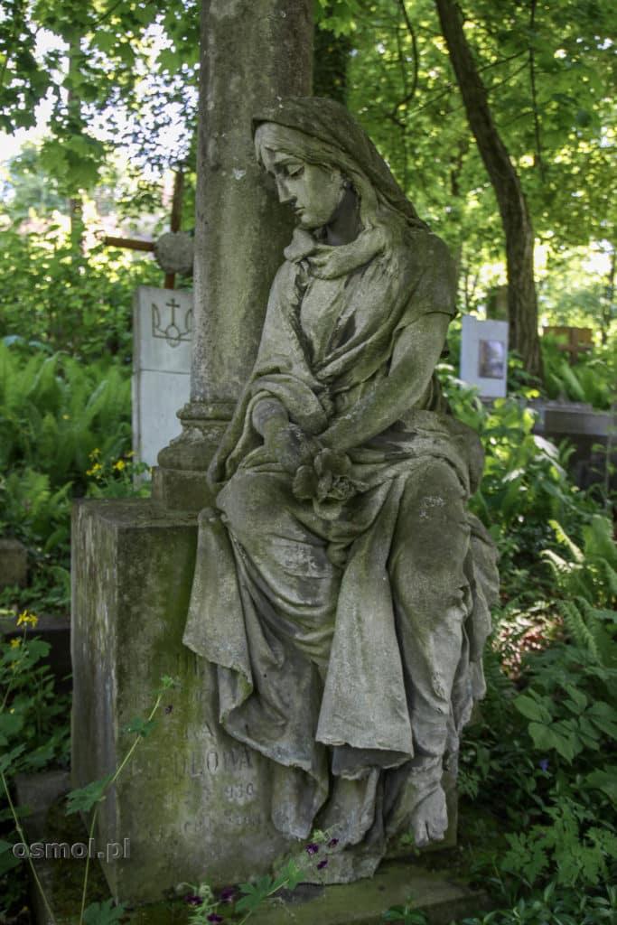 Nagrobek na Cmentarzu Łyczakowskim