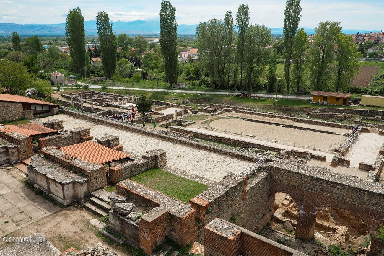 Heraklea - starożytne miasto w Macedonii