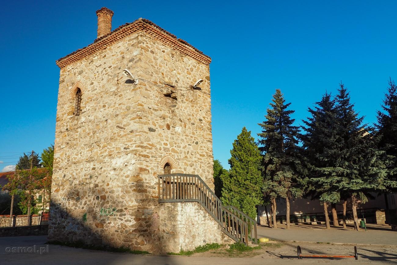 Zandan Kule czyli dawne więzienie w Bitoli