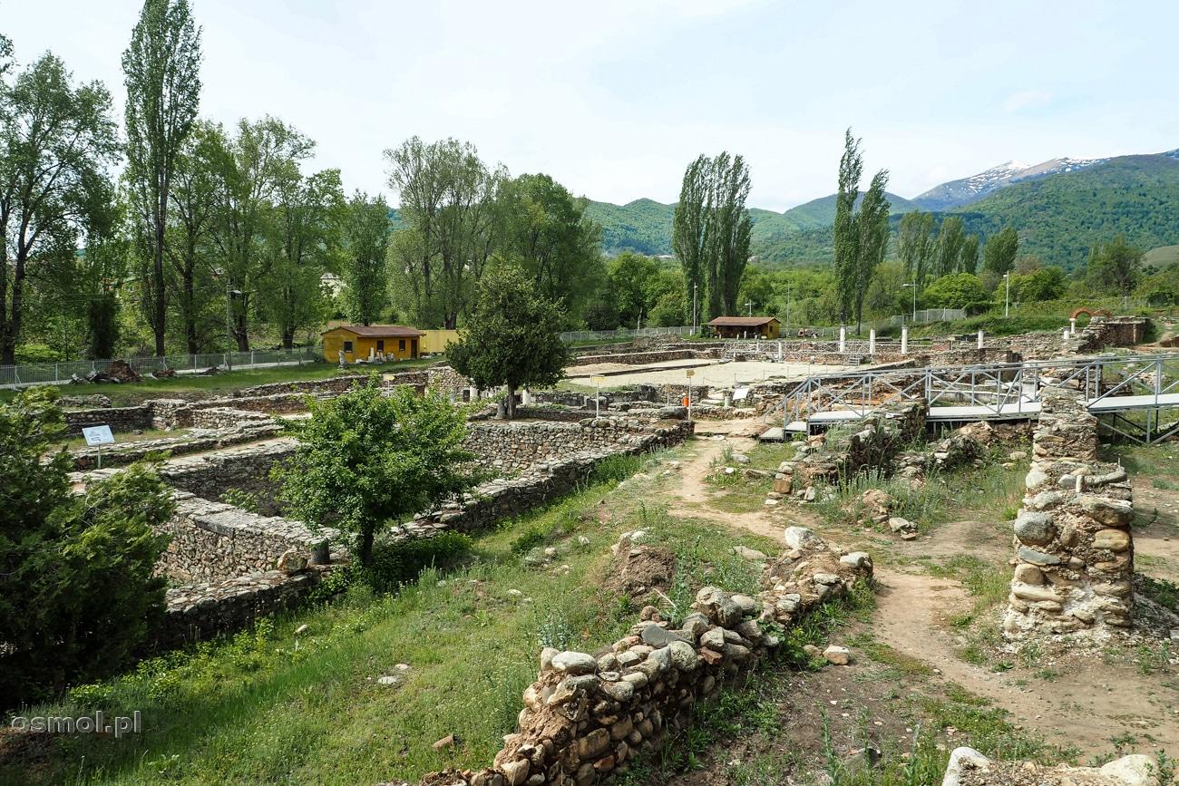 Bitola - Ruiny Heraklei