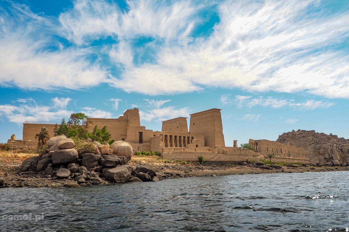 Świątynia File w Asuanie