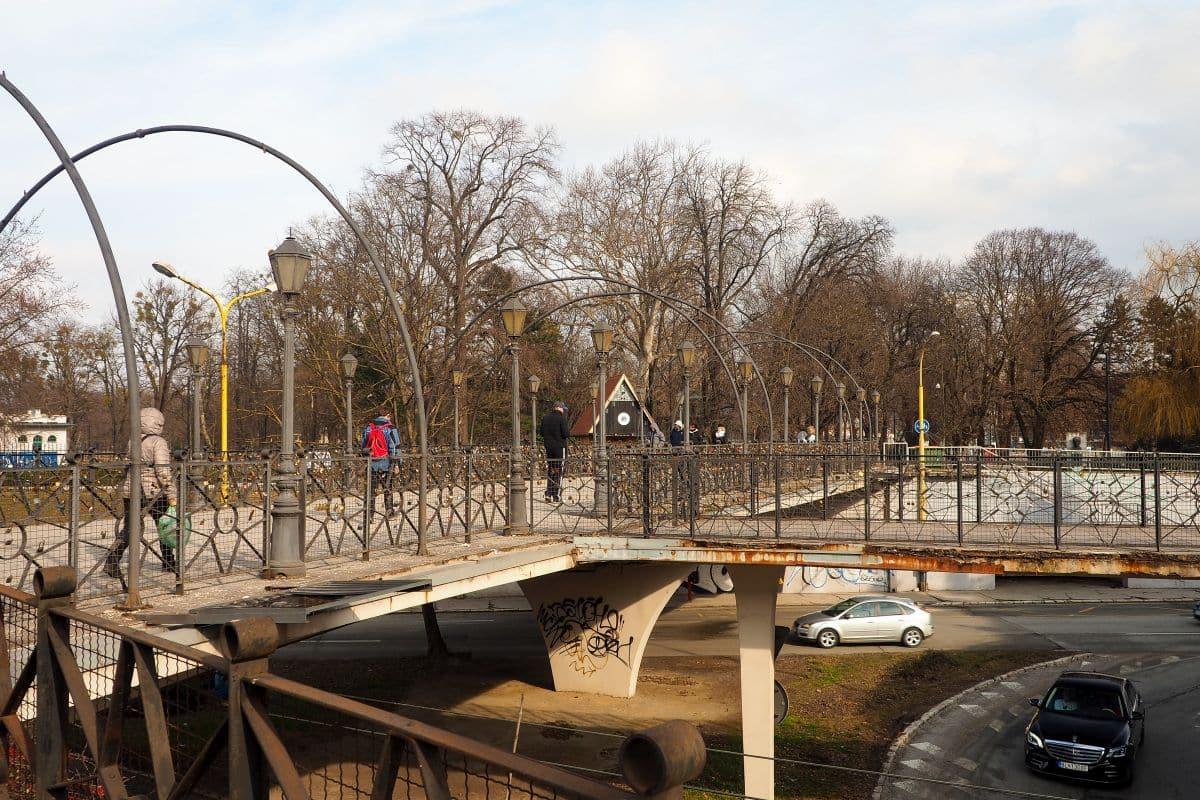 Most Zakochanych w Koszycach
