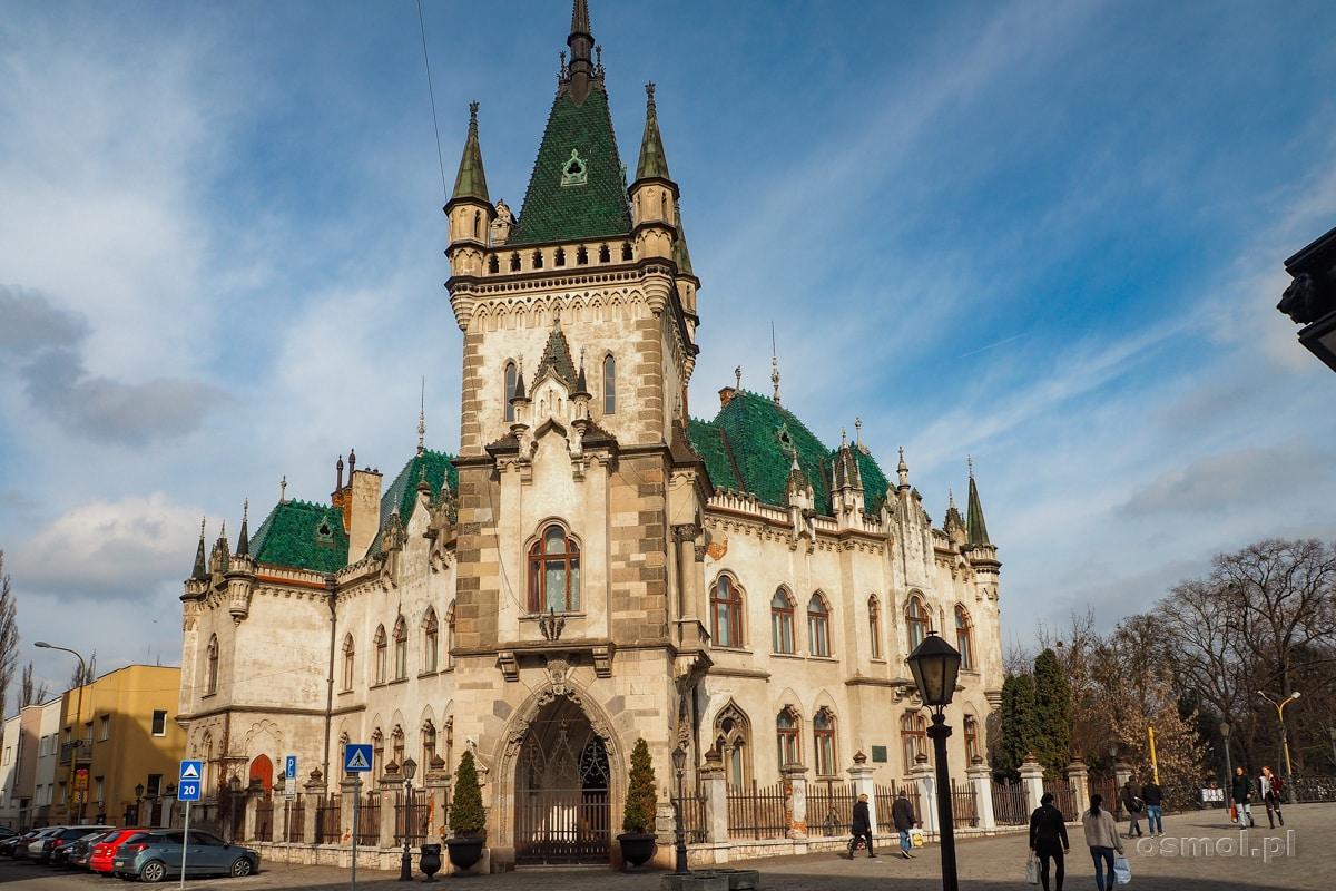 Pałac Jakuba w Koszycach. Przez chwilę była to siedziba Edwarda Beneša