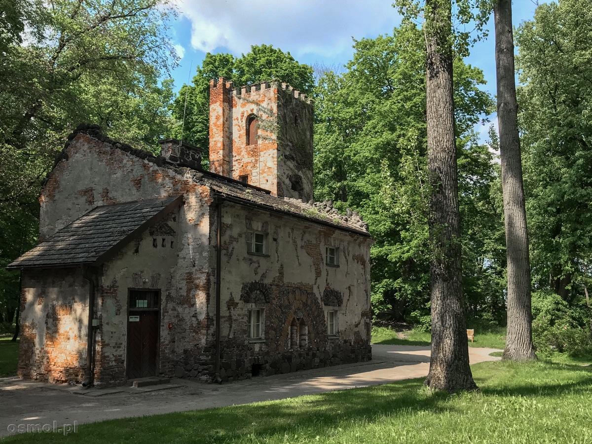 Dom Murgrabiego w Parku Arkadia