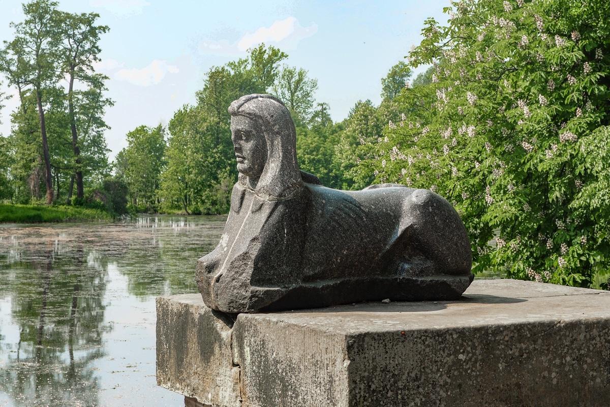 Rzeźba w Arkadii