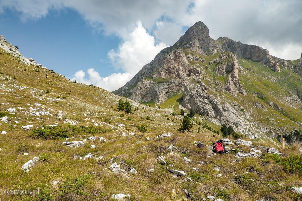 Szczyt w Górach Przeklętych - Trekking na Maja Rosit