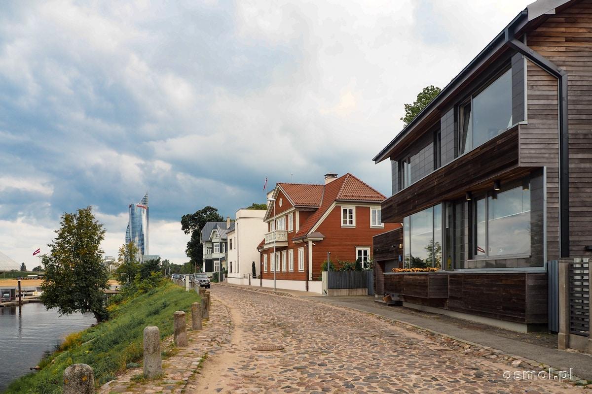 Kipsala to klimat drewnianych domów i starej brukowanej ulicy rodem z XIX wieku