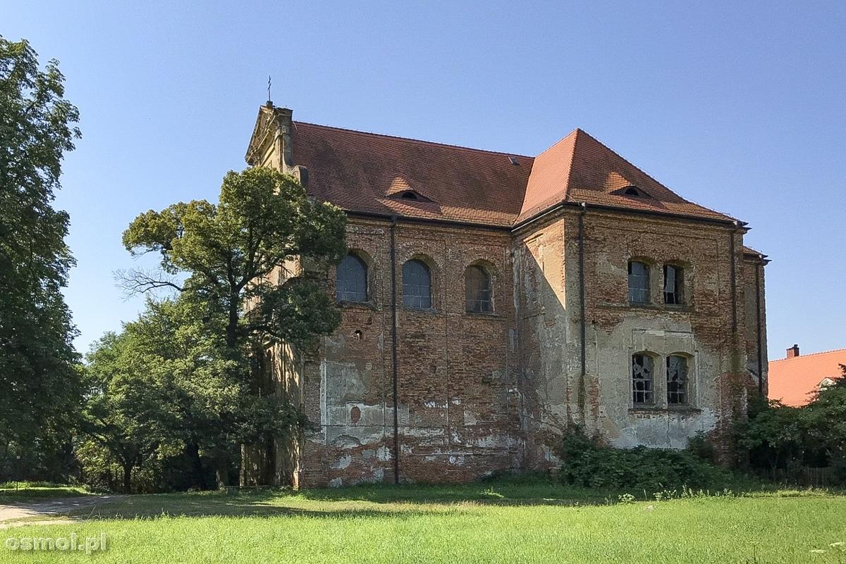 Kościół pw. św. Jakuba w klasztorze w Lubiążu
