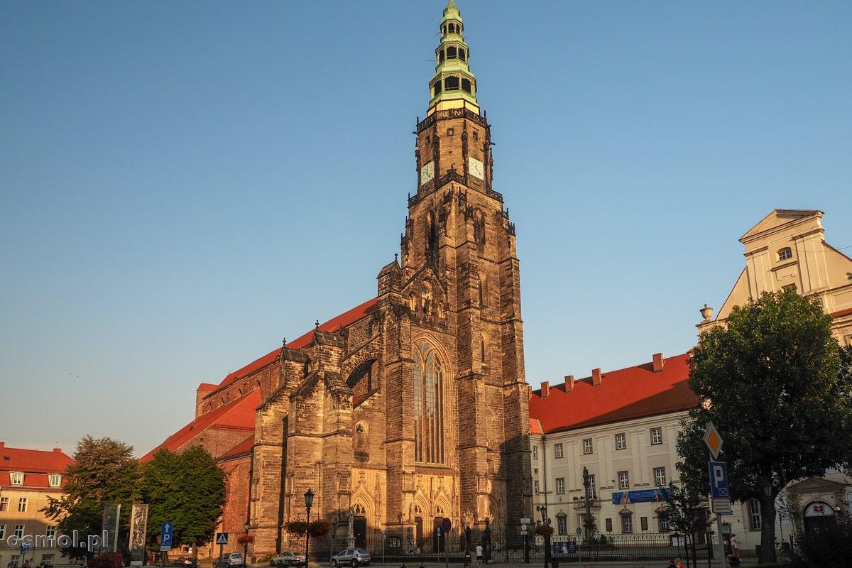Katedra w Świdnicy pod wezwaniem św. Stanisława i Wacława