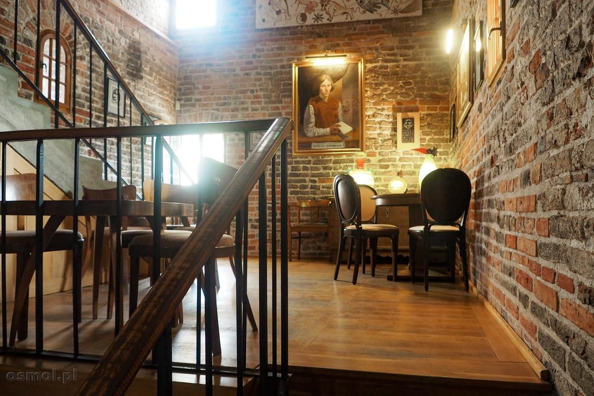 Kawiarnia w dawnej wieży wodnej