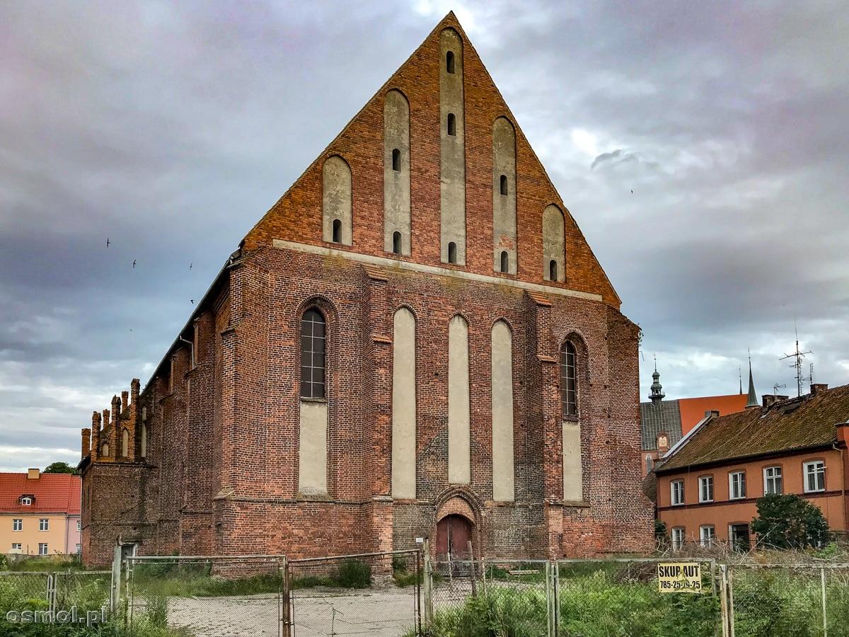 Dawny kościół pw. św. Mikołaja, który przez kilkadziesiąt lat był kotłownią miejską. Dziś nie można tu wejść, a budynek jest opuszczony