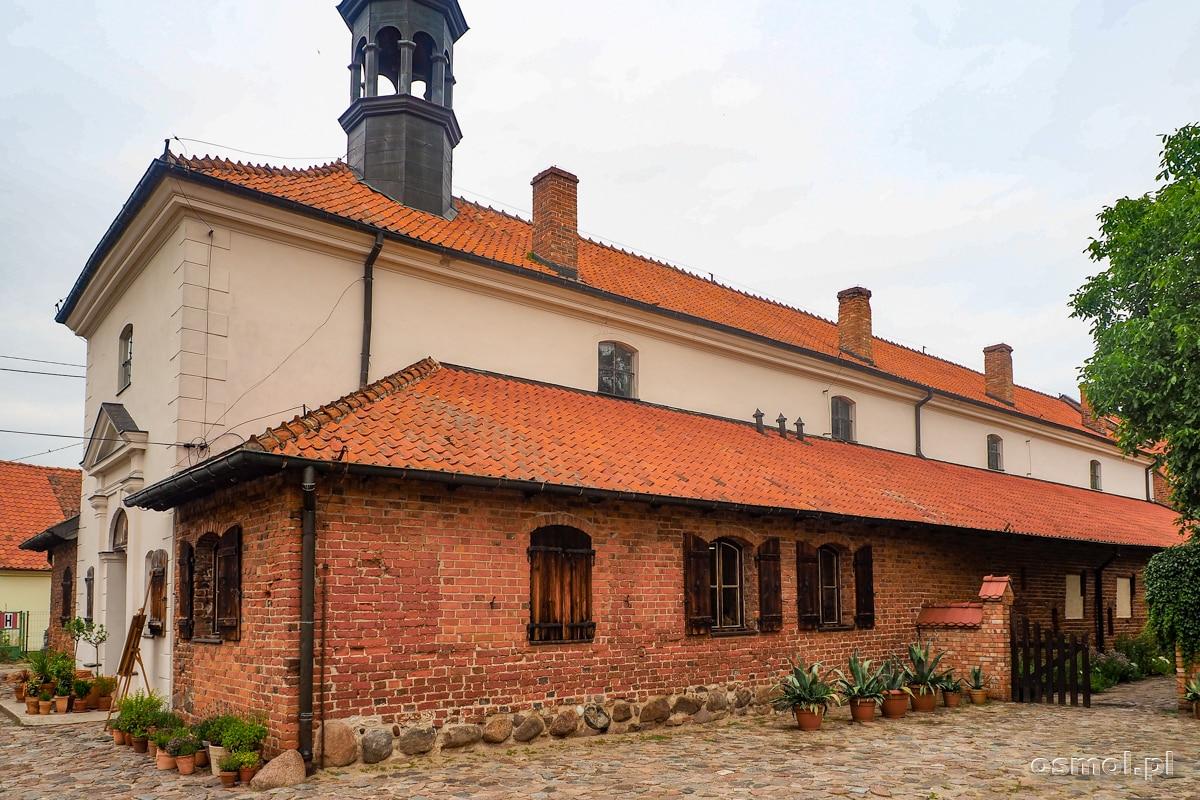 Szpital św. Ducha we Fromborku czyli dawny szpital z XV wieku