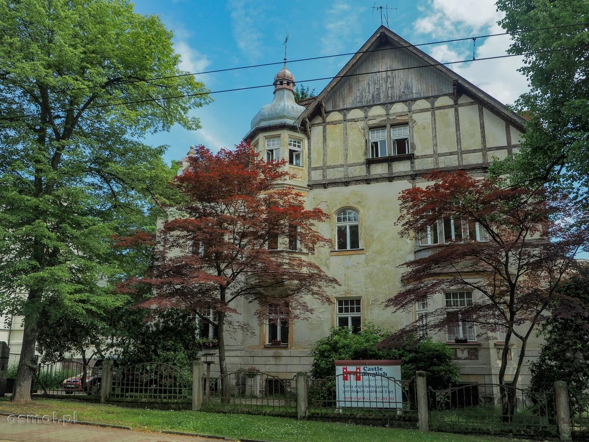Willa w Libercu