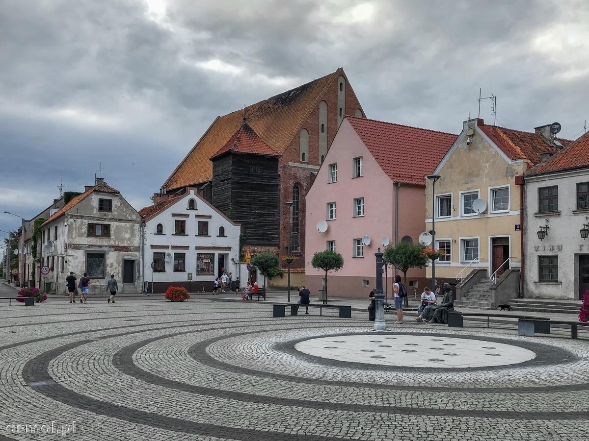 Stary Rynek we Fromborku