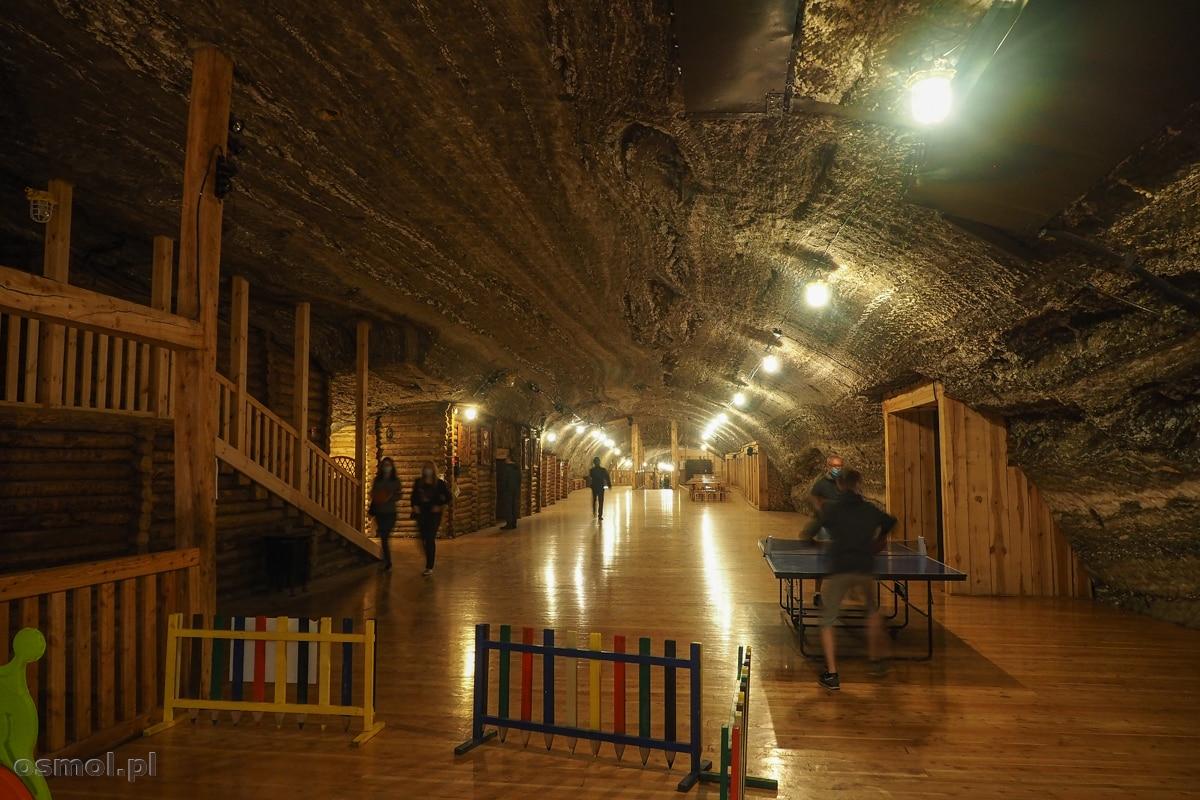 Wielka Komora Ważyn w kopalni soli w Bochni