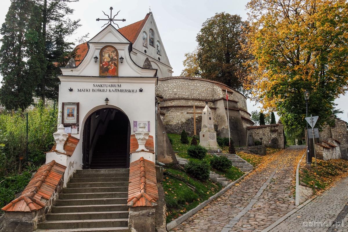 Sanktuarium Matki Boskiej Kazimierskiej i kościół Ojców Franciszkanów