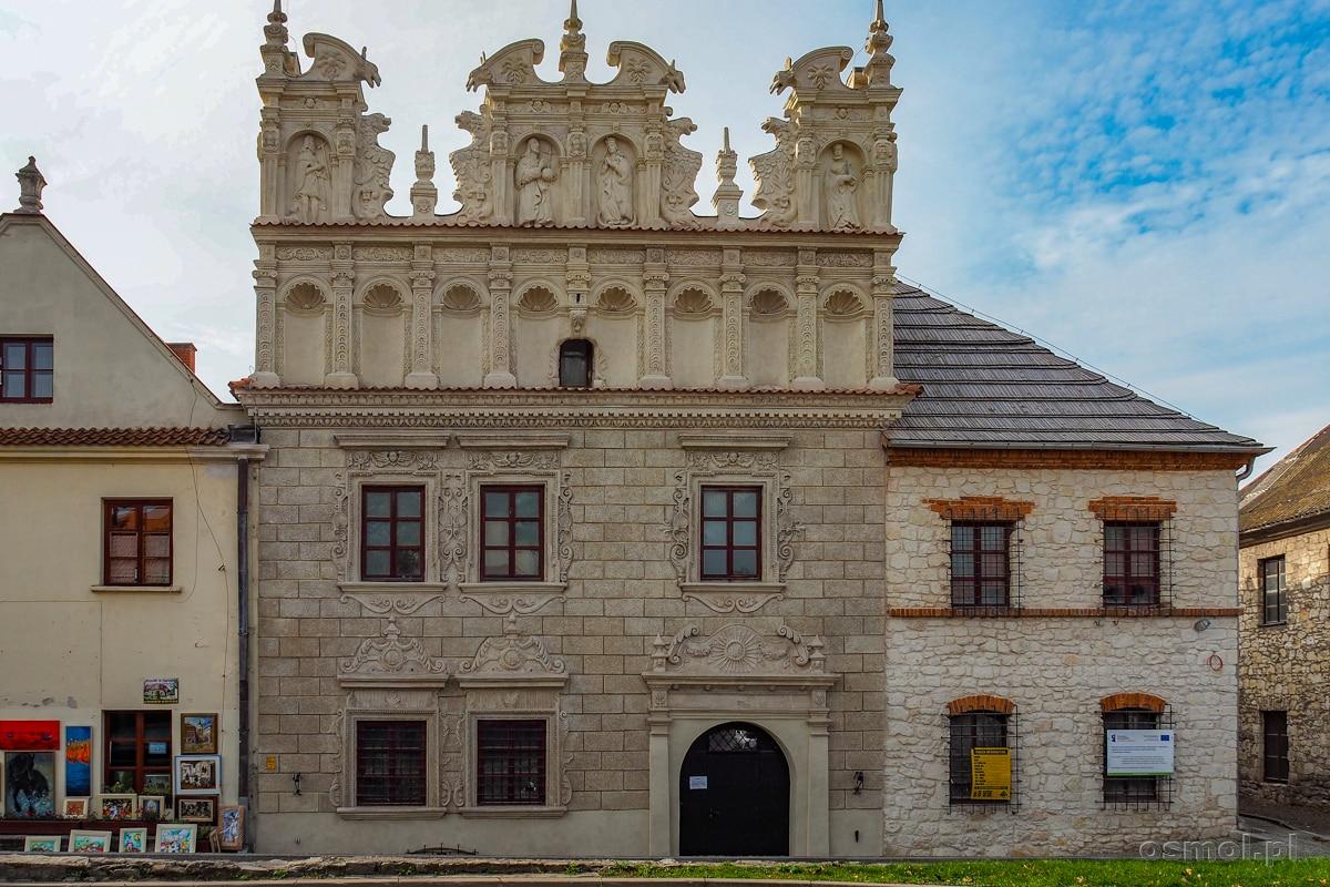 Kamienica Celejów na ulicy Senatorskiej w Kazimierzu Dolnym