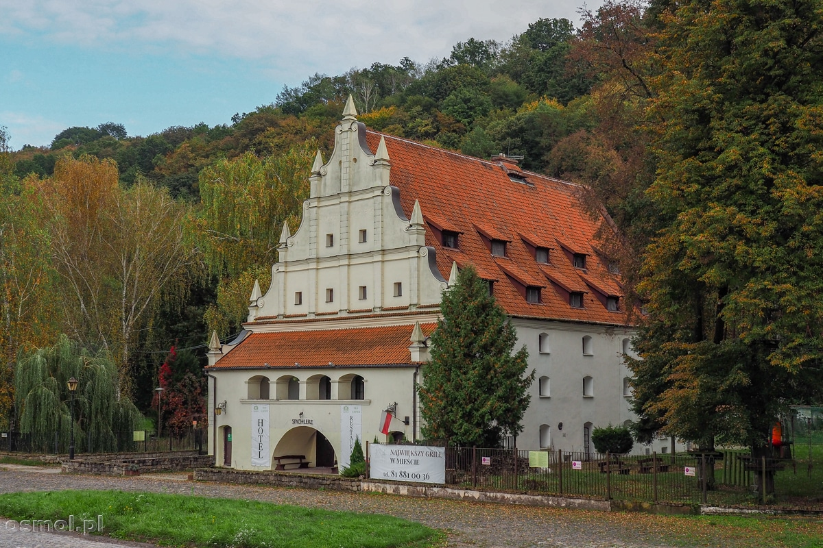 Spichlerz Kobiałków w Kazimierzu Dolnym