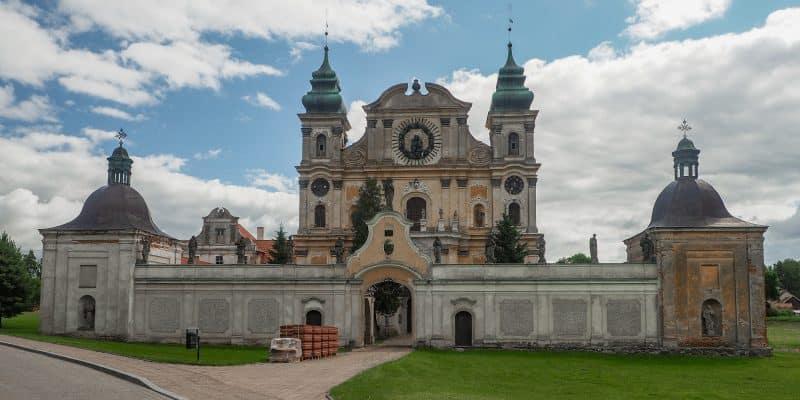 Sanktuarium w Krośnie na Warmii