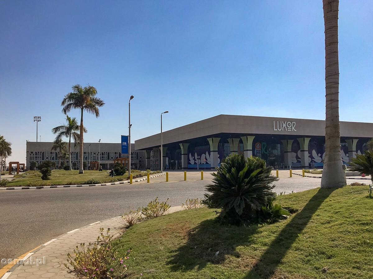 Lotnisko w Luxorze