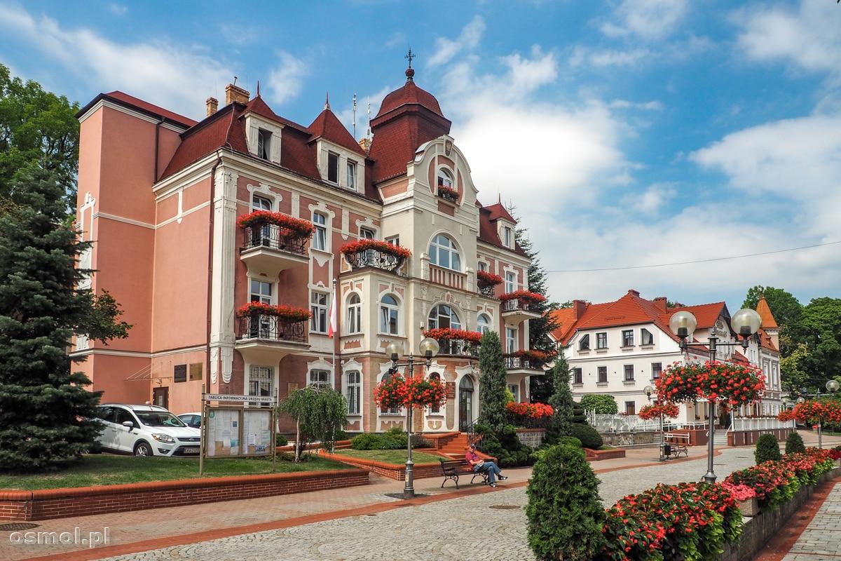 Ratusz w Szczawnie Zdroju