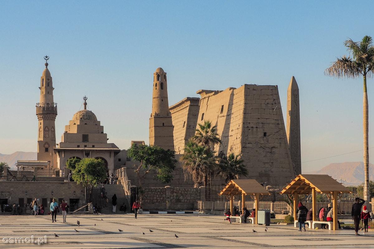Meczet w Świątyni Luksorskiej