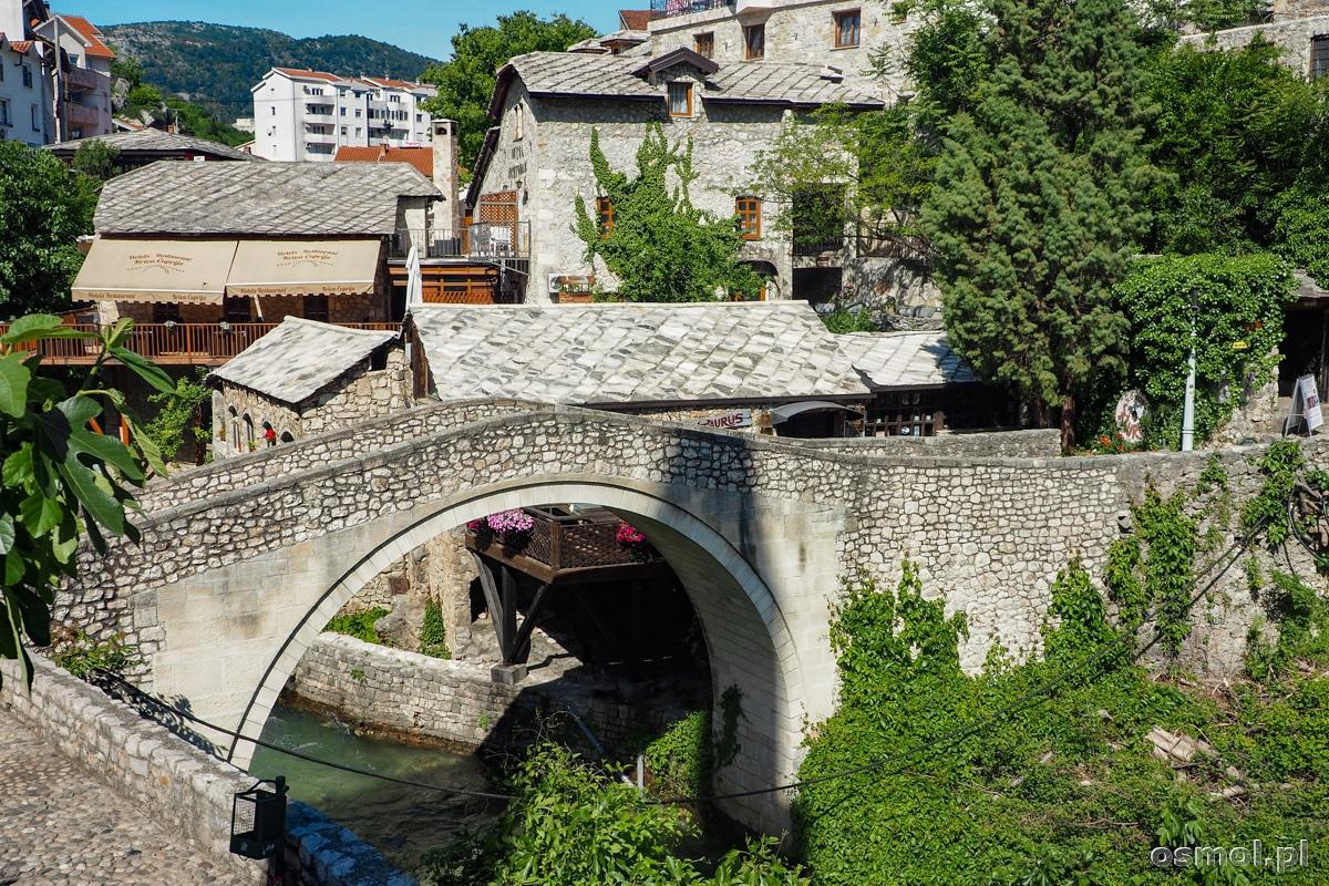 Krzywy Most, czyli najstarszy most w Mostarze