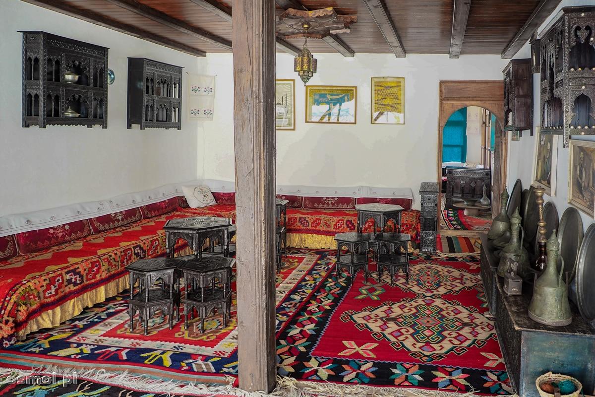 Bišćevića kuća czyli dom Bišćeviciów. Muzeum w Mostarze