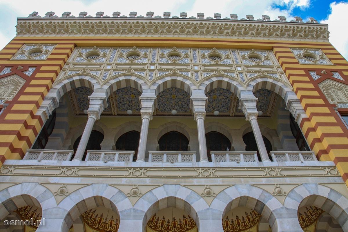 Ratusz w Sarajewie. Dawniej mieściła się tu biblioteka