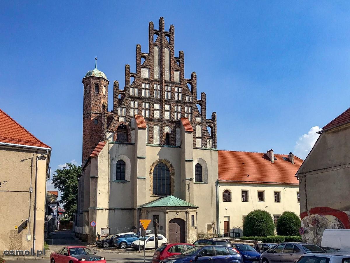 Muzeum Regionalne czyli dawny klasztor ojców Bernardynów