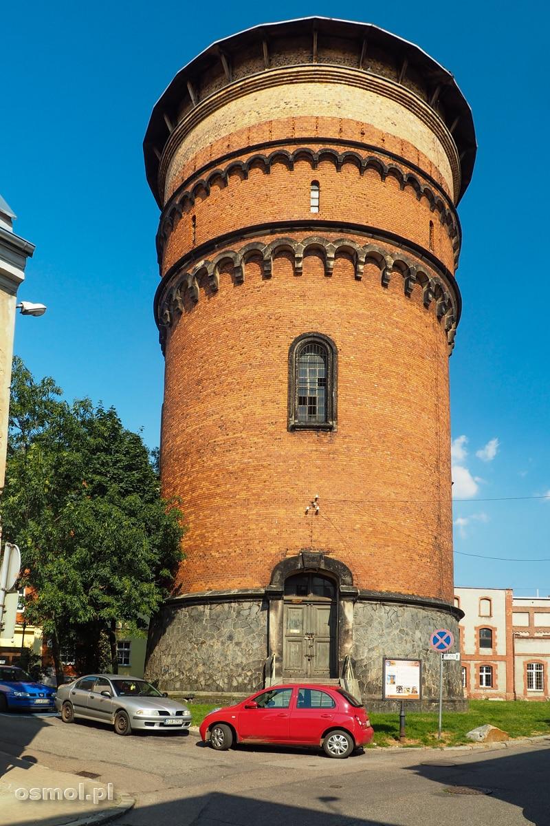 Wieża wodna w Jaworze