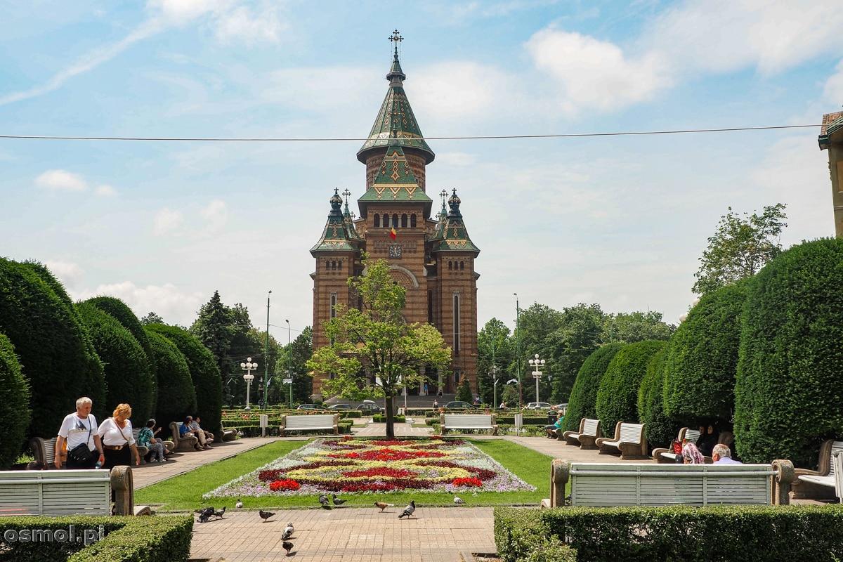 Katedra prawosławna w Timisoarze