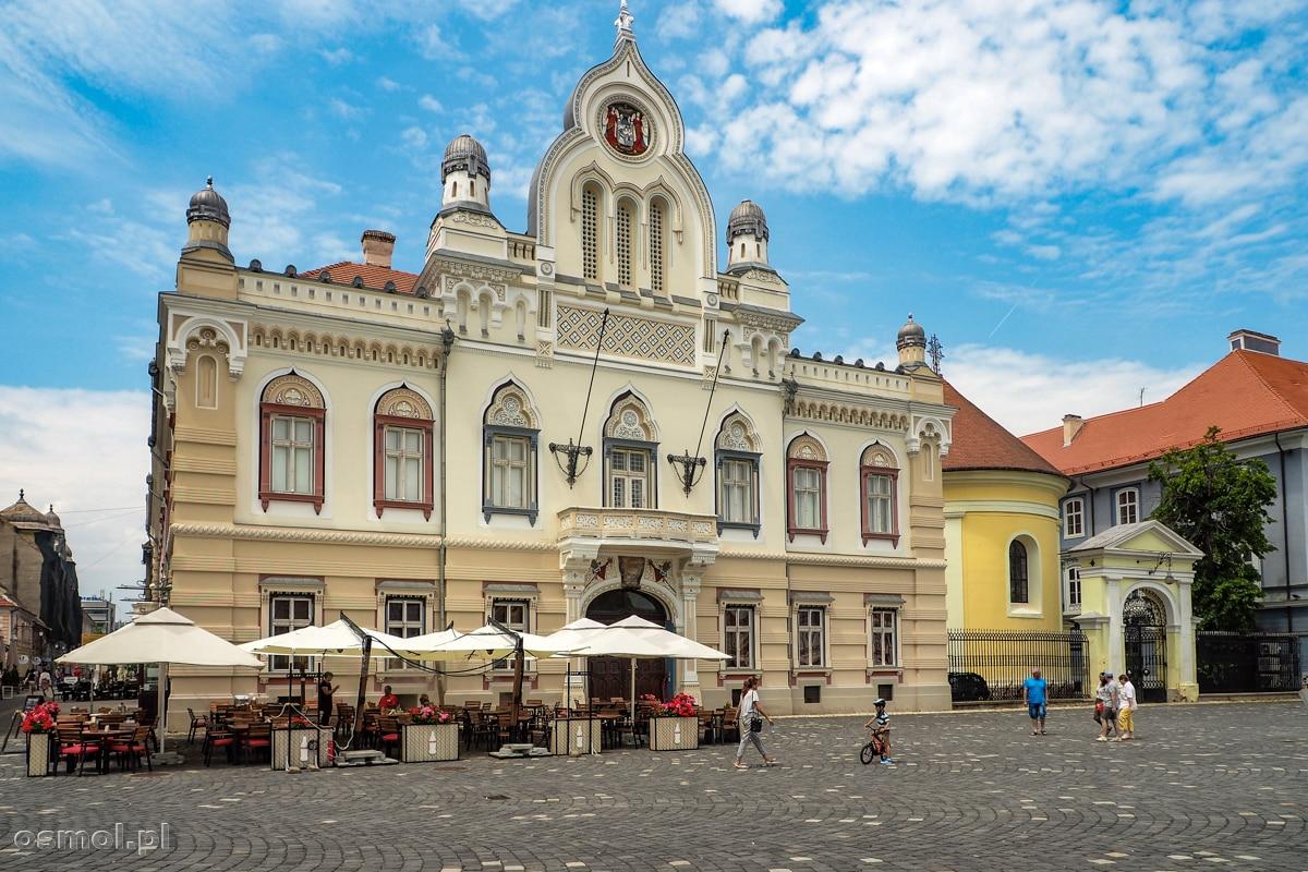 Pałac biskupów serbskiego kościoła prawosławnego