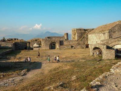 Zamek Rozafy w Szkodrze