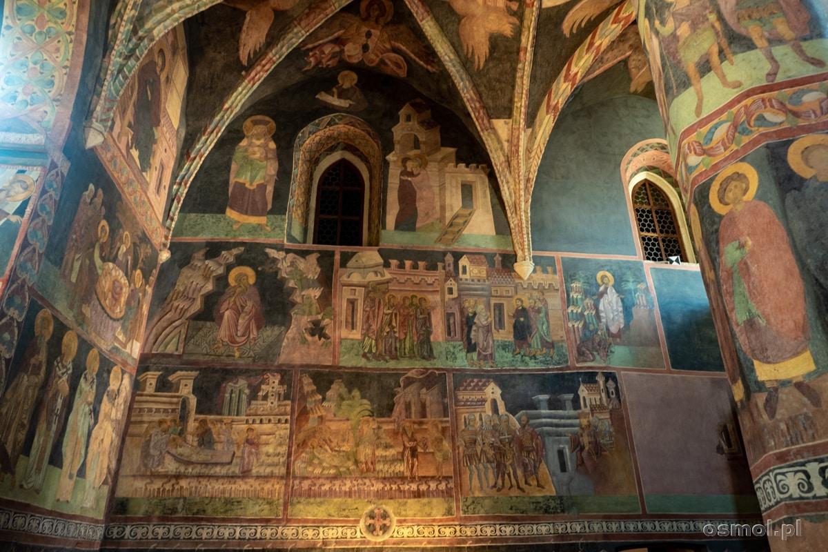 Freski w Kaplicy Trójcy Świętej w Lublinie