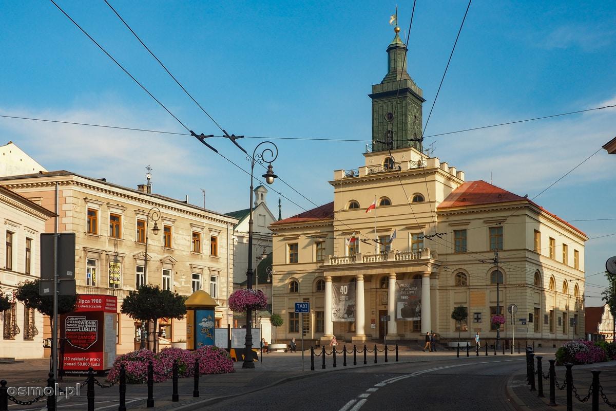 Nowy ratusz na Placu Łokietka