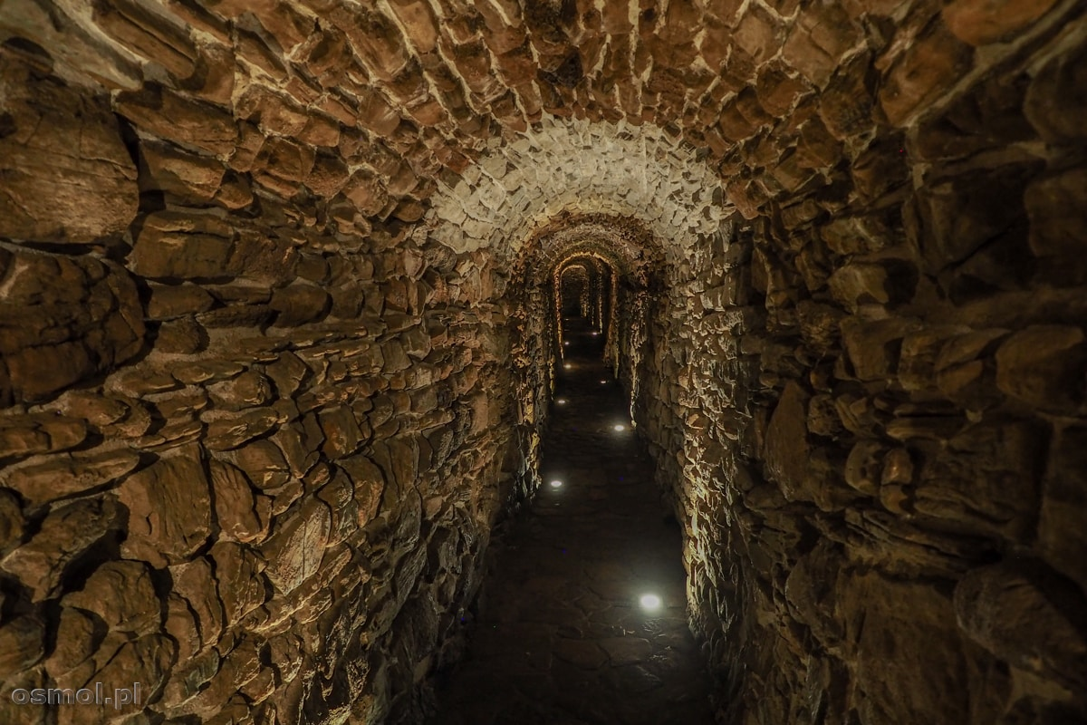 Podziemna trasa turystyczna w Przemyślu