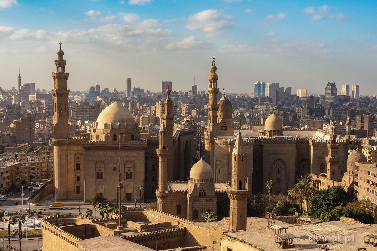 Meczet i medresa sułtana Hassana w Kairze