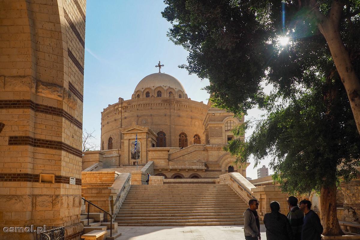 Cerkiew św. Jerzego w Kairze