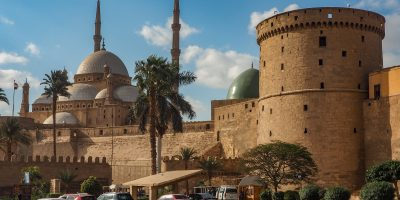 Cytadela w Kairze